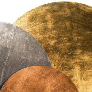 Farbauswahl Blattmetall
